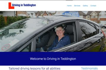 Driving In Teddington
